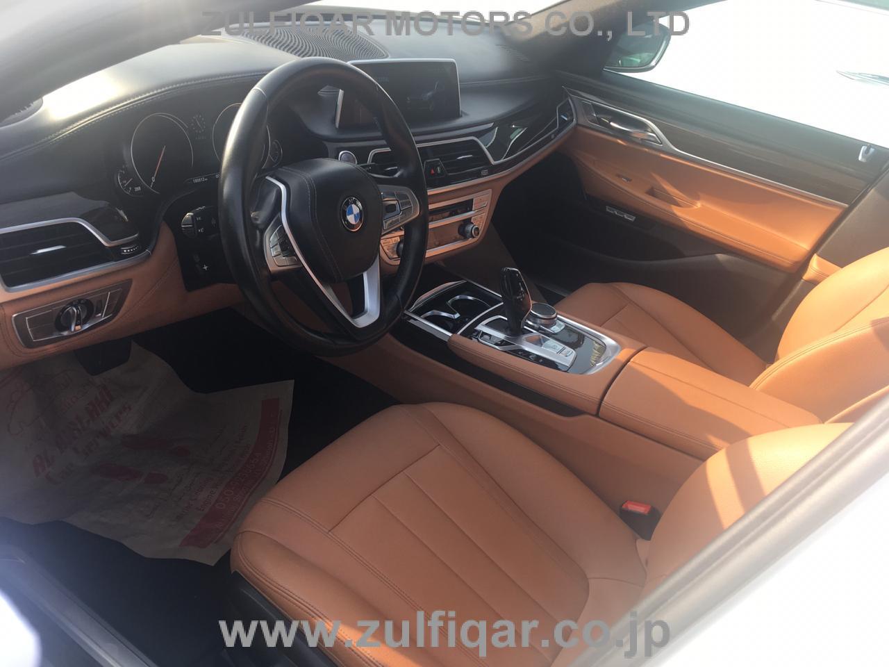BMW 7 SERIES 2017 Image 7