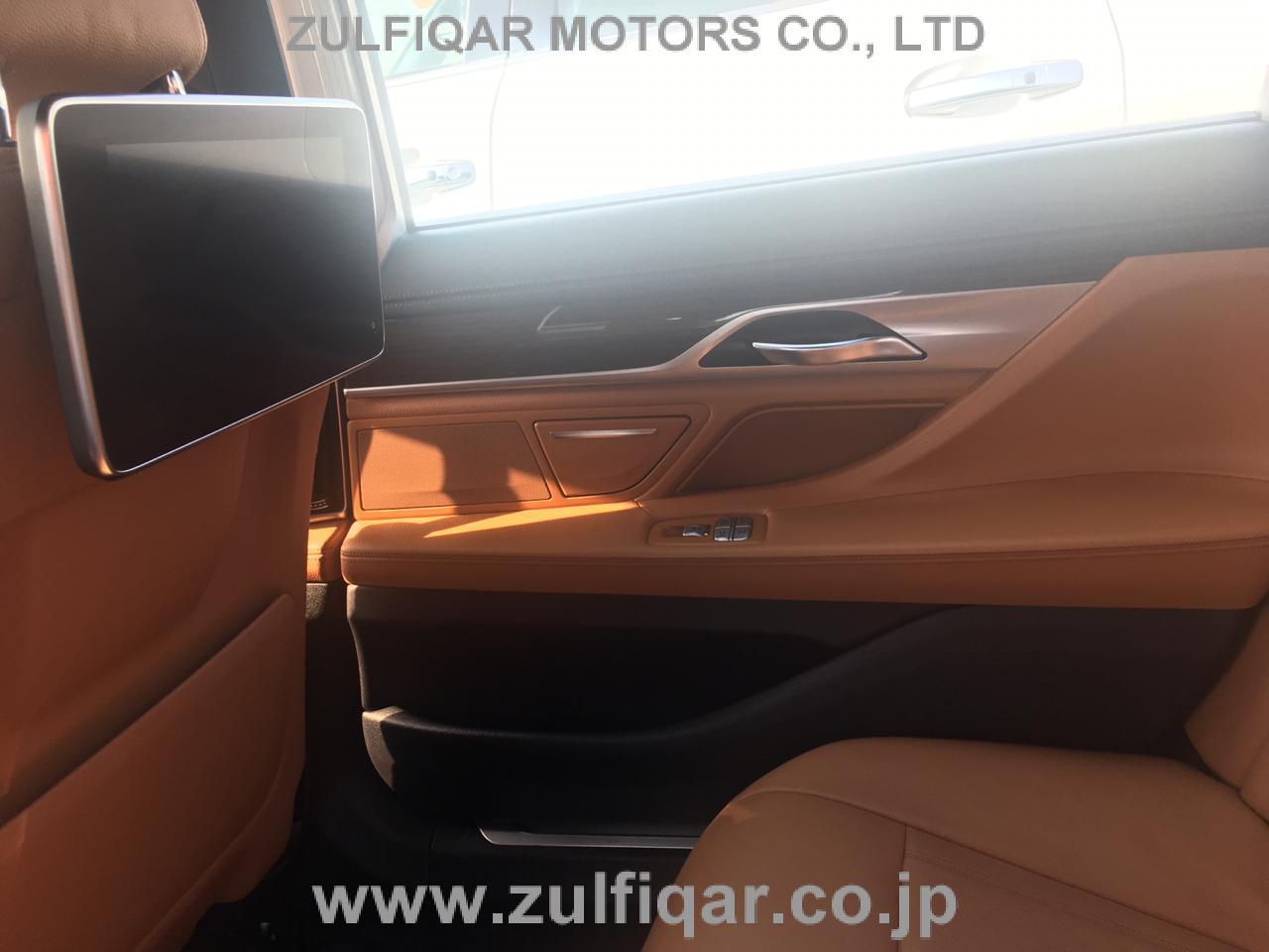 BMW 7 SERIES 2017 Image 8