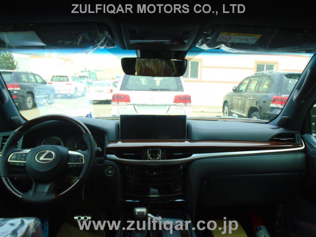 Ed 500458 Lexus Lx 570 N A Jan 2019