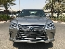 LEXUS-LX 570 GREY-Color Mar-2018  5700CC