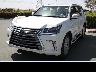 LEXUS-LX 570 WHITE-Color Jan-2019  5700CC