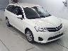 TOYOTA-COROLLA FIELDER WHITE-Color May-2014  1500CC