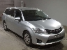 TOYOTA-COROLLA FIELDER SILVER-Color May-2014  1500CC