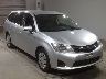 TOYOTA-COROLLA FIELDER SILVER-Color Apr-2014  1500CC