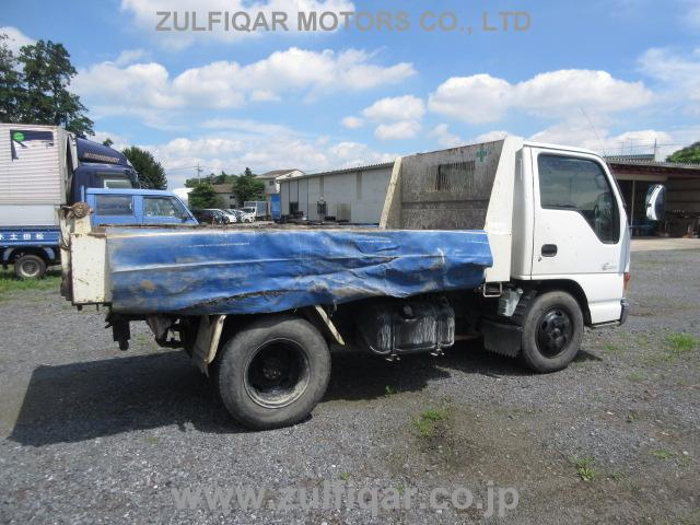 ISUZU ELF DUMP TRUCK 2000 Image 3