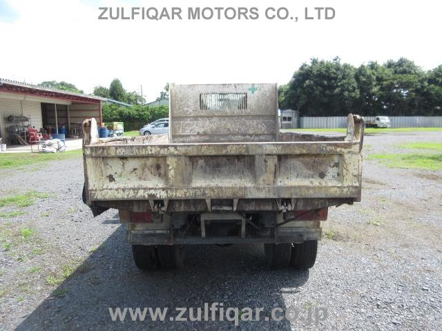 ISUZU ELF DUMP TRUCK 2000 Image 4