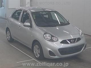NISSAN MARCH 2016 Image 1