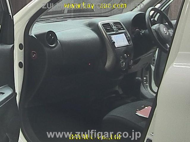 NISSAN MARCH 2017 Image 5