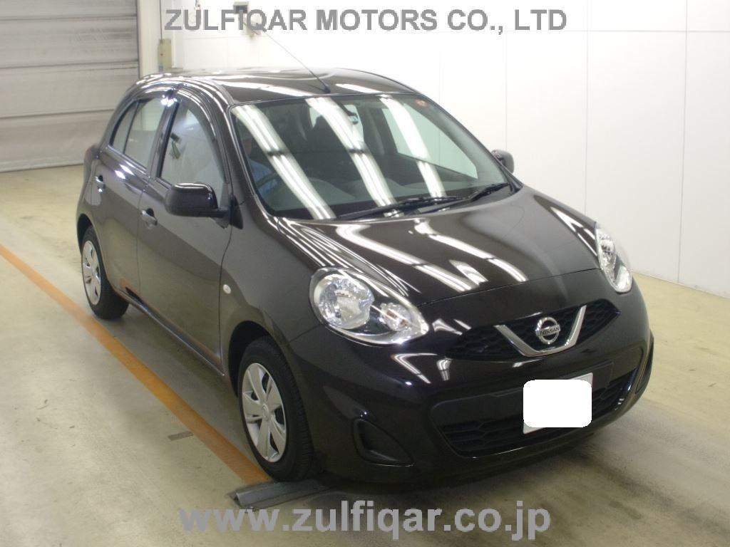 NISSAN MARCH 2018 Image 1