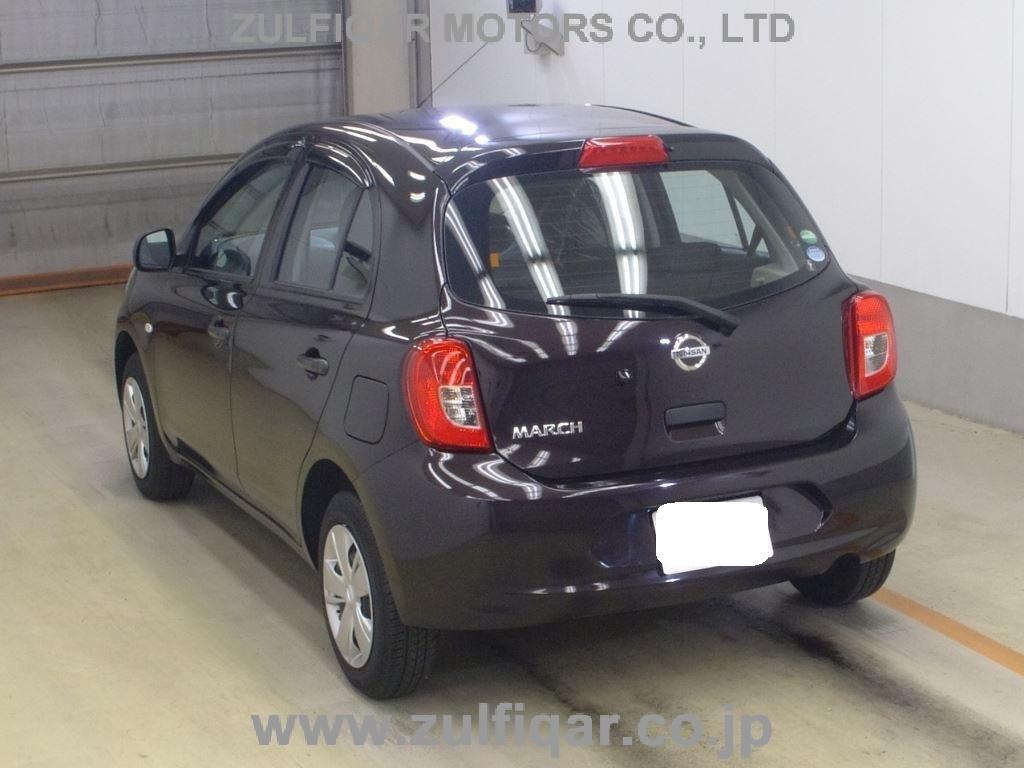 NISSAN MARCH 2018 Image 2