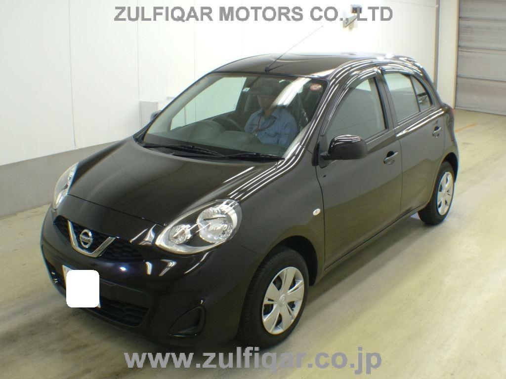 NISSAN MARCH 2018 Image 3