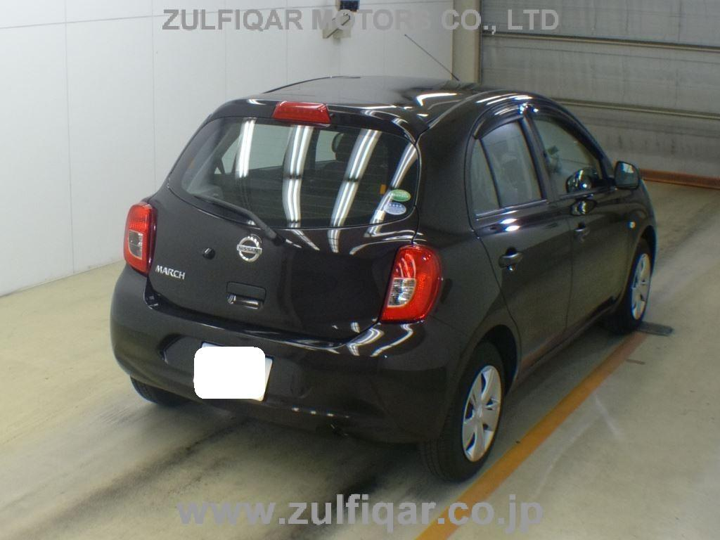 NISSAN MARCH 2018 Image 4