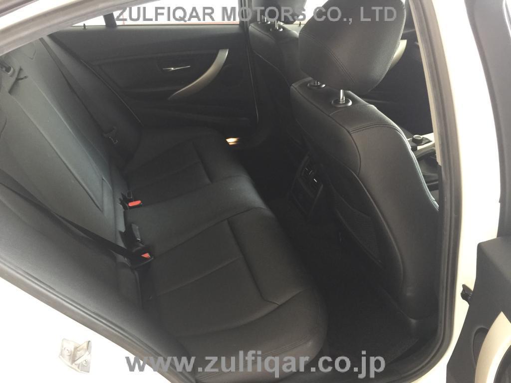 BMW 3-SERIES 2015 Image 12