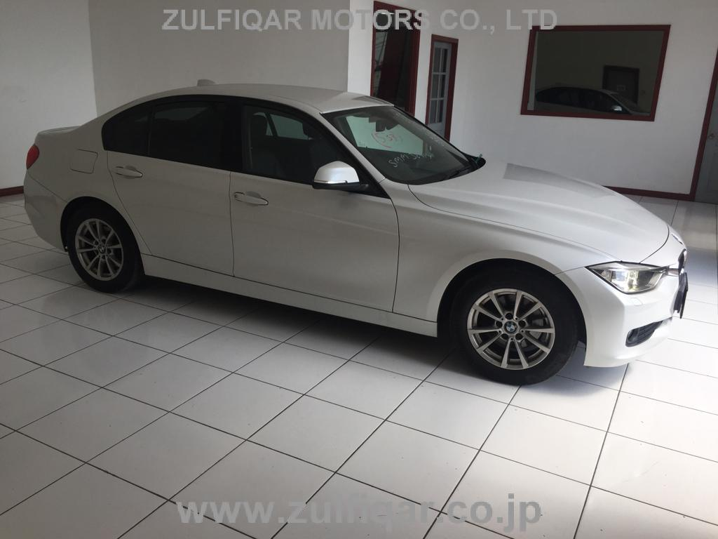 BMW 3-SERIES 2015 Image 3