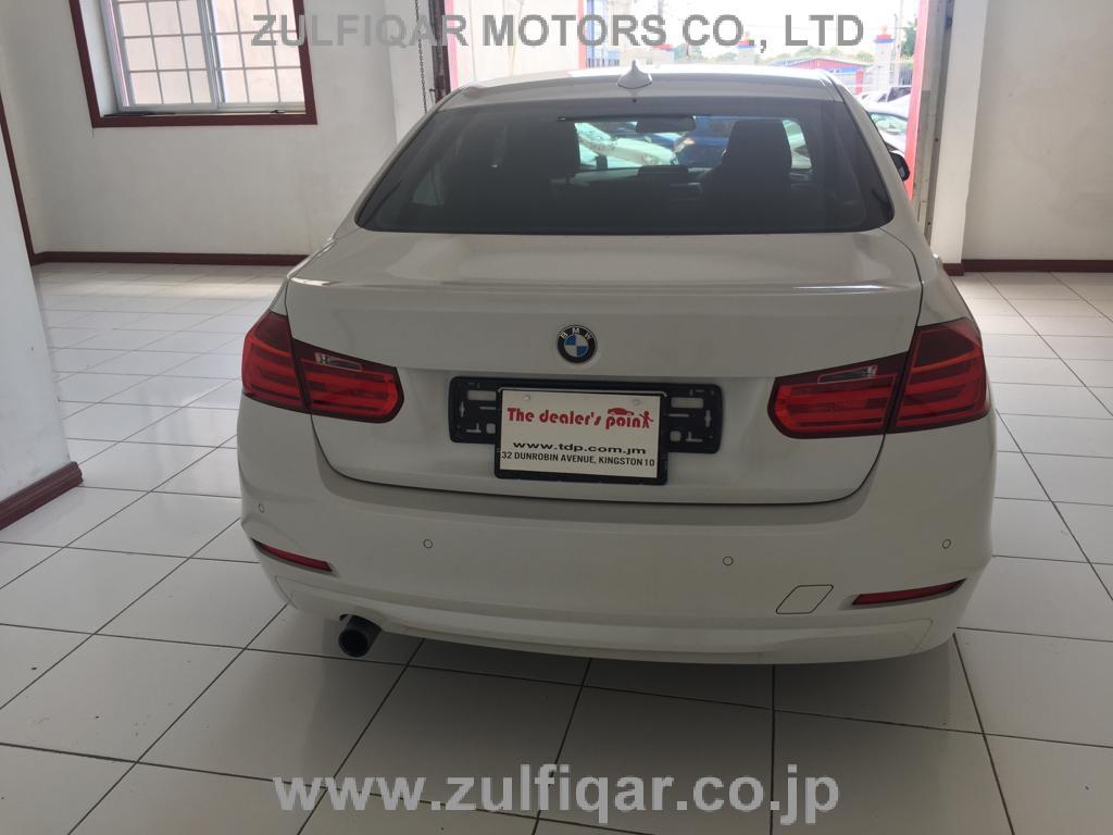 BMW 3-SERIES 2015 Image 4