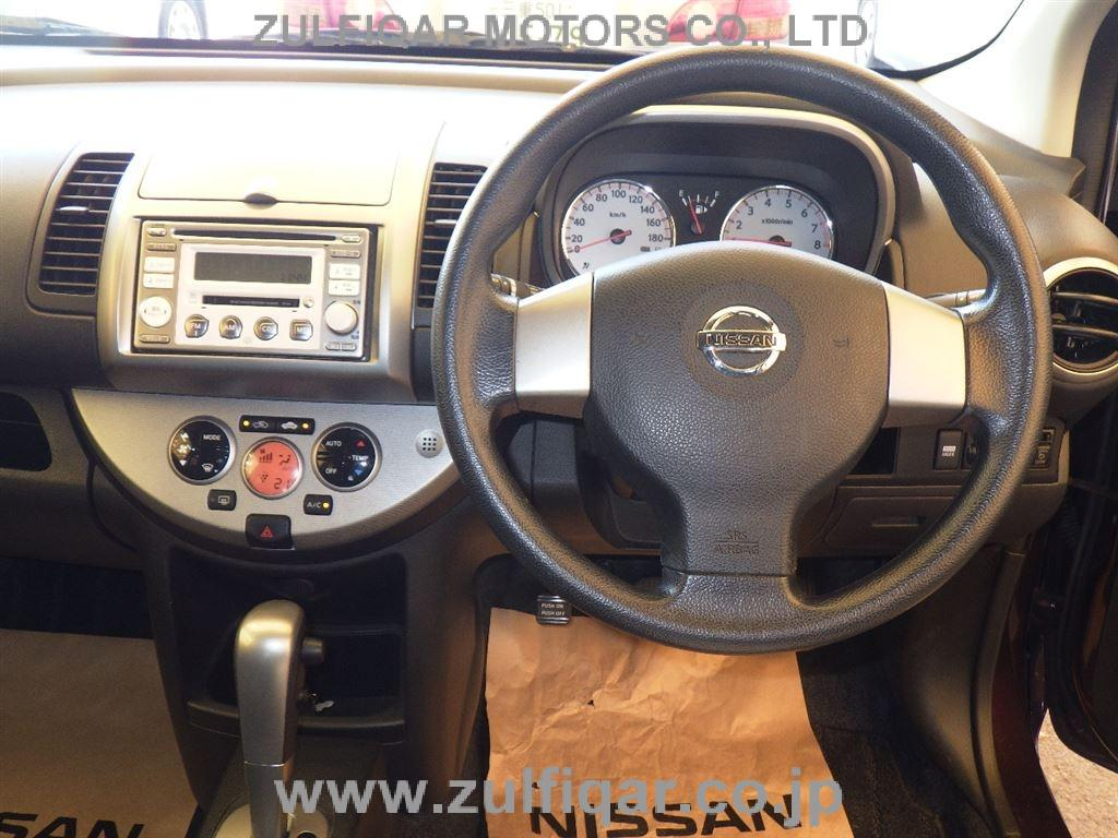 NISSAN NOTE 2012 Image 5