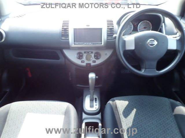 NISSAN NOTE 2012 Image 4
