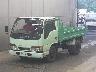 ISUZU-ELF DUMP TRUCK GREEN-Color Jun-1999  4300CC