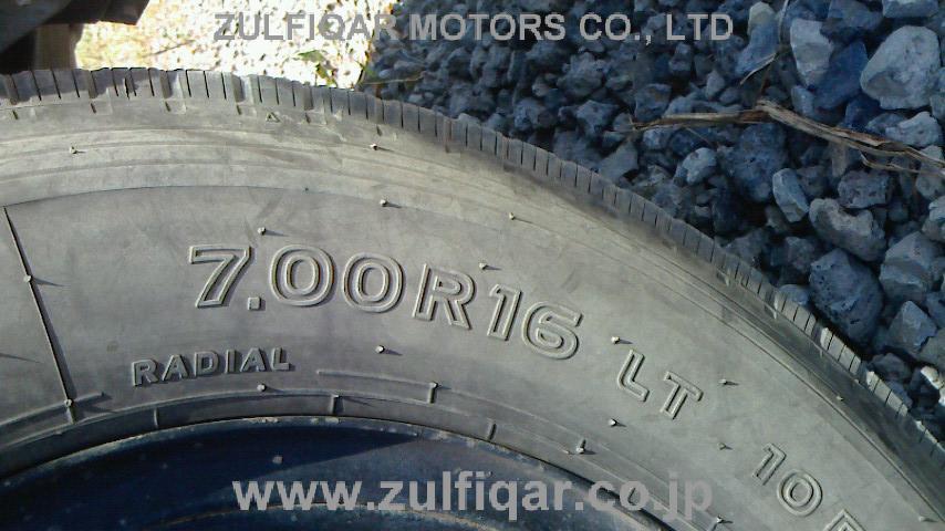ISUZU ELF DUMP TRUCK 2000 Image 6