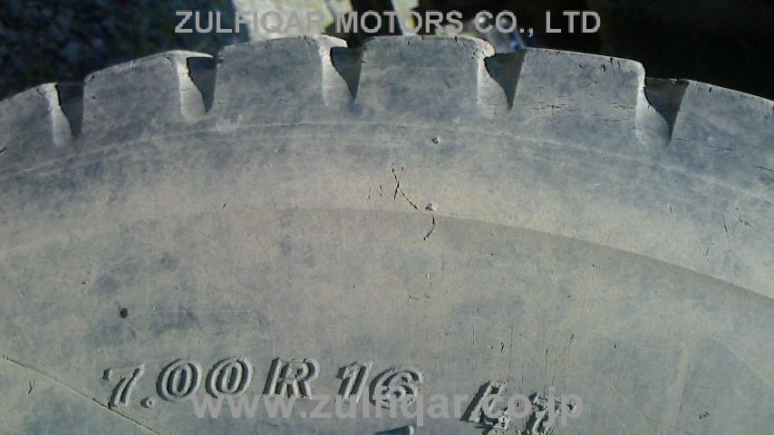 ISUZU ELF DUMP TRUCK 2000 Image 7