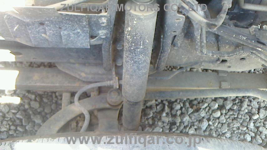 ISUZU ELF DUMP TRUCK 2000 Image 8