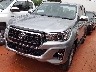 TOYOTA-HILUX PICK UP SILVER-Color  -2019  2800CC