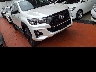 TOYOTA-HILUX PICK UP WHITE-Color  -2019  2800CC