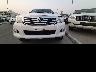 TOYOTA-HILUX WHITE-Color  -2013  3000CC