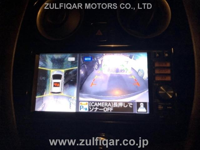 NISSAN NOTE 2014 Image 7