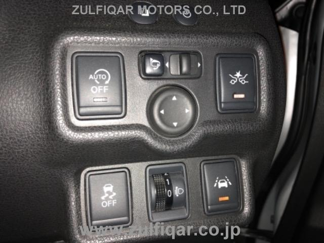 NISSAN NOTE 2014 Image 8