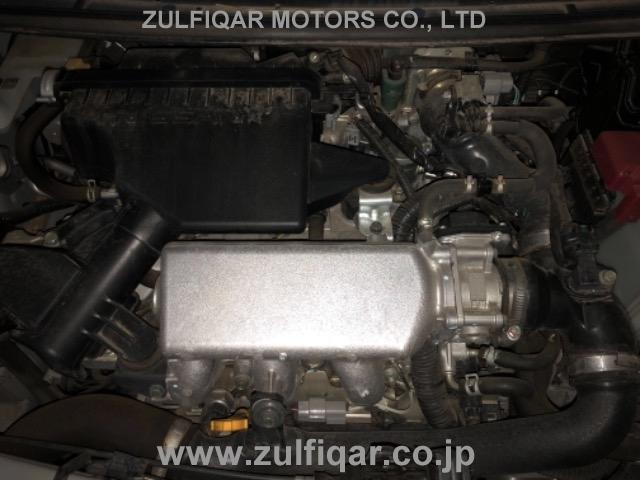 NISSAN NOTE 2014 Image 9