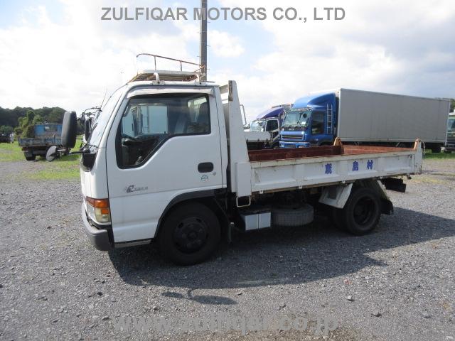 ISUZU ELF DUMP TRUCK 2000 Image 1