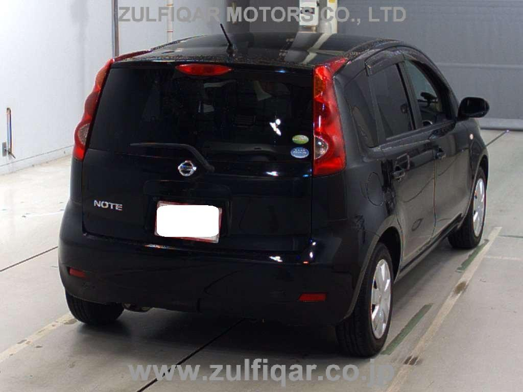 NISSAN NOTE 2012 Image 6
