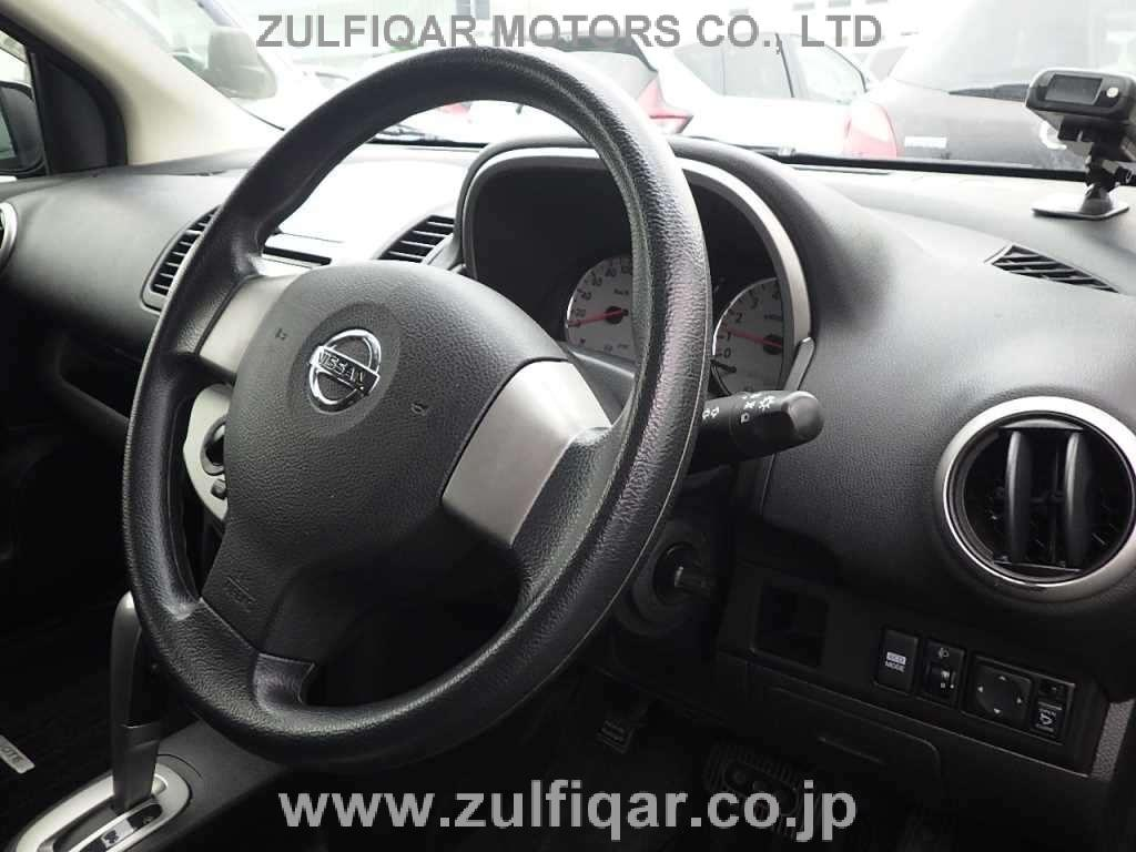 NISSAN NOTE 2012 Image 7
