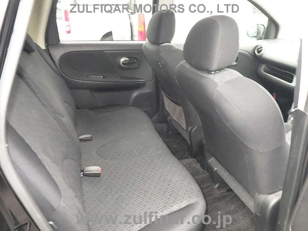 NISSAN NOTE 2012 Image 9
