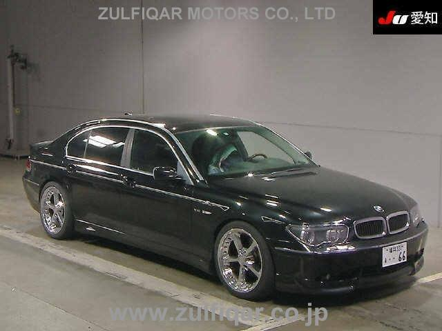 BMW 7-SERIES 2002 Image 1
