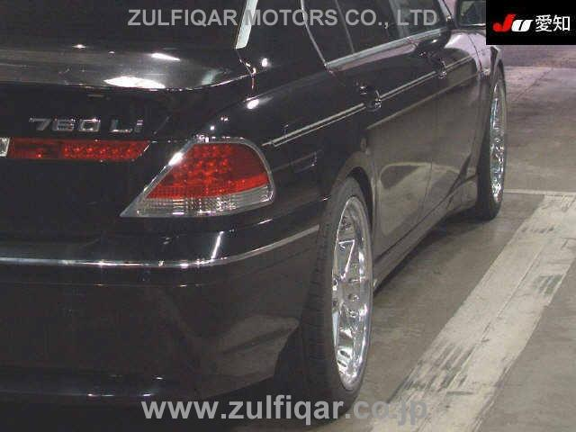 BMW 7-SERIES 2002 Image 5