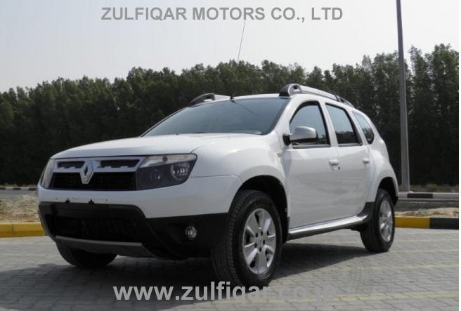 RENAULT DUSTER 2015 Image 4