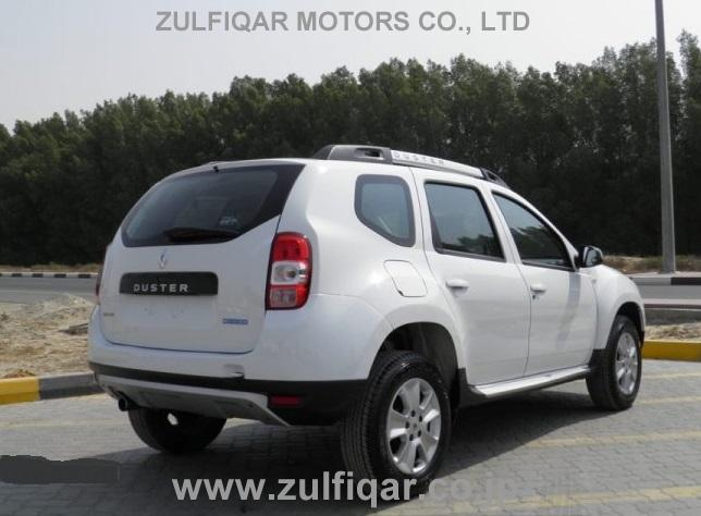 RENAULT DUSTER 2015 Image 5