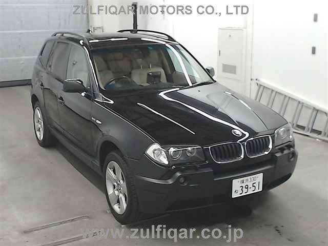 BMW X3 2005 Image 1
