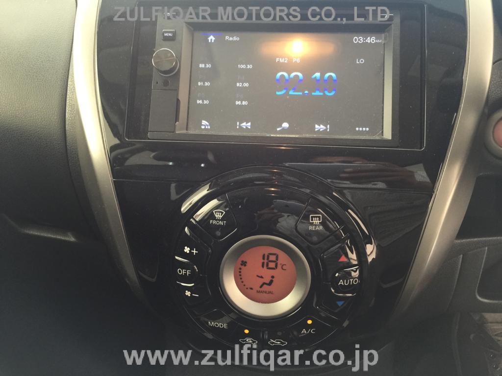 NISSAN NOTE 2015 Image 9