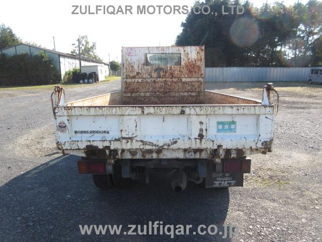 ISUZU ELF DUMP TRUCK 2001 Image 4