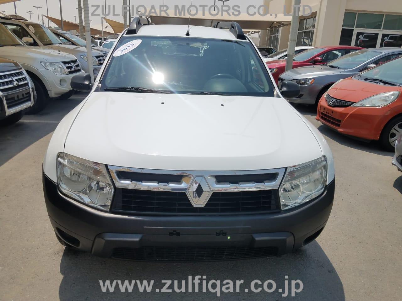 RENAULT DUSTER 2015 Image 1