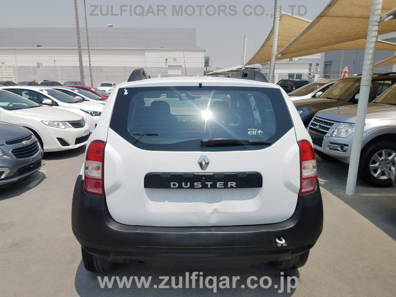 RENAULT DUSTER 2015 Image 3