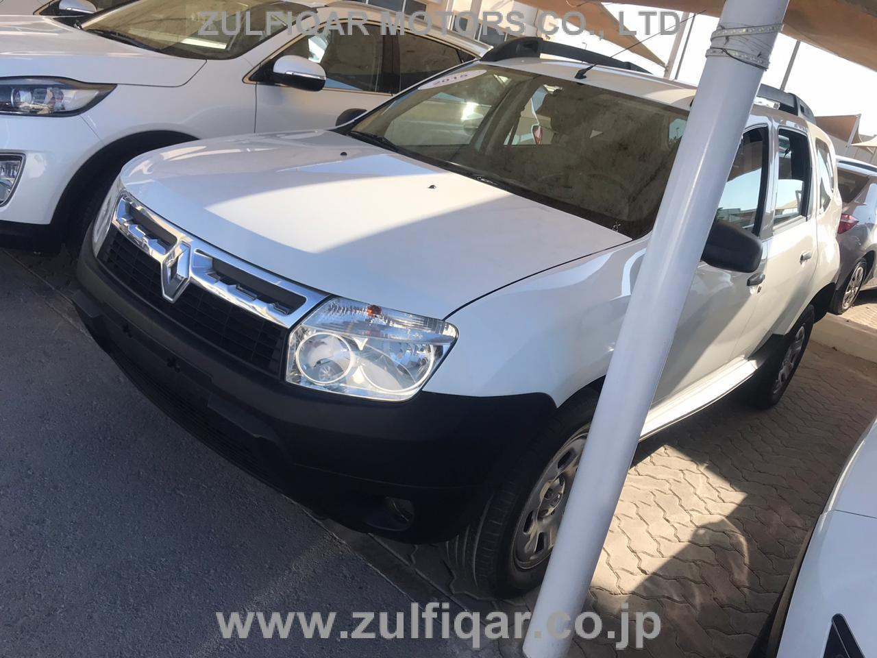 RENAULT DUSTER 2015 Image 7