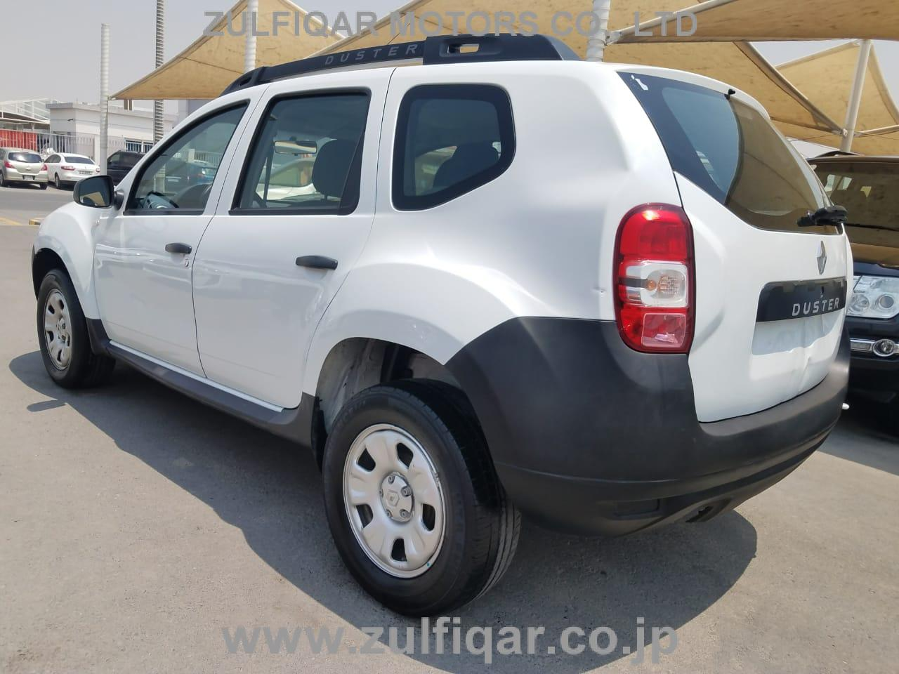 RENAULT DUSTER 2015 Image 9