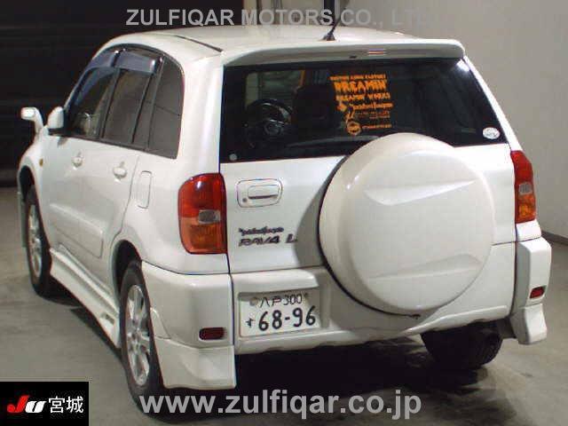 TOYOTA RAV-4 2001 Image 2
