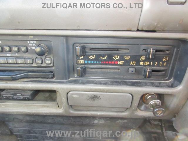 ISUZU ELF DUMP TRUCK 1994 Image 28