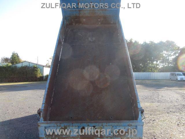 ISUZU ELF DUMP TRUCK 1994 Image 6