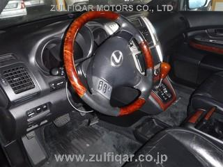 TOYOTA HARRIER 2010 Image 3